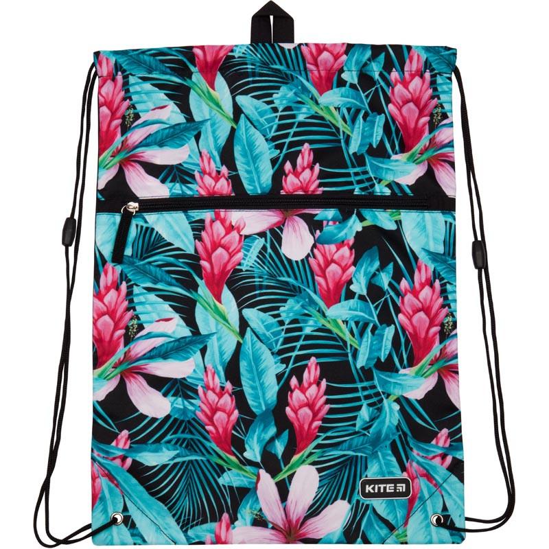 Сумка для обуви с карманом Kite Education 601L-1 K19-601L-1 ранец  рюкзак школьный hfytw ranec