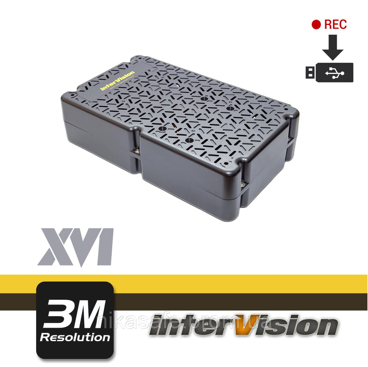 Видеорегистратор  XVR-41SOFT