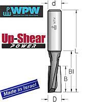 Фреза пазовая аксиальная серии Up-Shear D12,7 B32 d12 Z2 US25132, фото 1