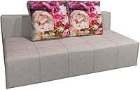 Бест диван Лорис (аппа) 1 крем, подушки - Пазл (еде) флаверс 41, фото 1