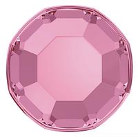 Кристаллы Сваровски клеевые холодной фиксации 2000 Light Rose (упаковка 1440 шт)