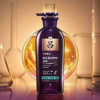 Лечебный шампунь для чувствительной кожи головы и роста волос Ryo Purple Jayang Yunmo Anti-Hair Loss  400мл