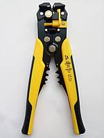 Клещи для зачистки и обжимки кабеля HLTD-088 стриппер-кримпер автоматический