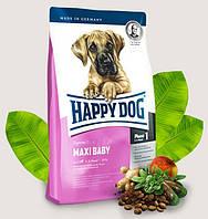 Happy Dog Supreme Maxi Baby / Макси Беби, для щенков крупных пород собак всех пород с 4-х недель 15 кг