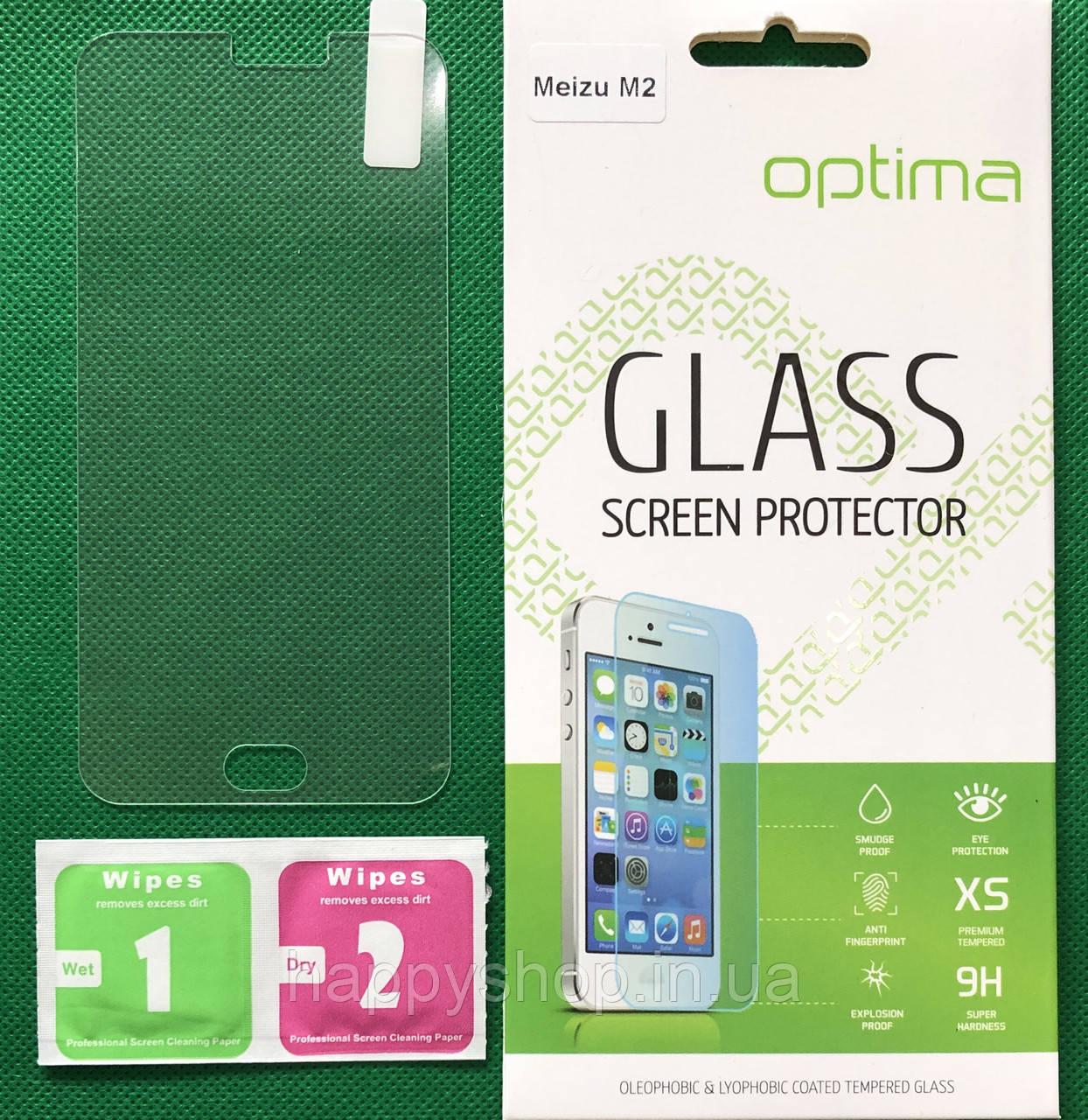 Защитное стекло для Meizu M2 (M2 mini)