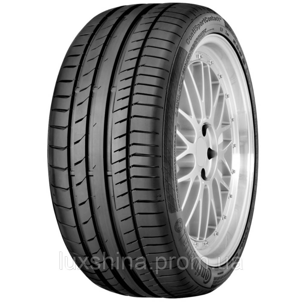265/50 R20 [111] V Conti Sport Contact 5 XL FR SUV - CONTINENTAL
