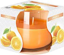 Свічка ароматизована Bispol апельсин