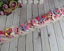 Детские резиночки для волос с коронами 10 пар/уп, фото 2
