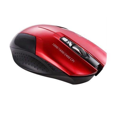 Мышь беспроводная Havit HV-MS927GT  red