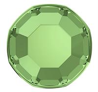 Камені Сваровські клейові холодної фіксації 2000 Peridot (упаковка 1440 шт)