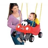 Качели-машинки Little Tikes для детей с 9-го месяца