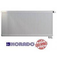 Стальной панельный радиатор Korado c нижним  подключением 22VK 500x1100