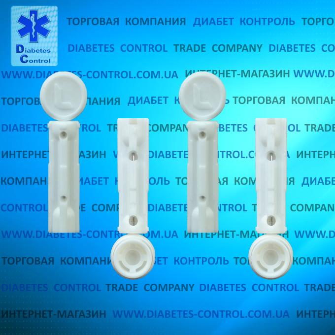 Ланцеты универсальные One Touch UltraSoft / Ван Тач УльтраСофт 10 шт.