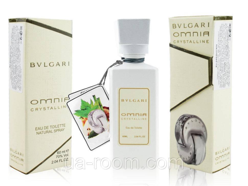 Мини-парфюм 60 мл. Bvlgari Omnia Crystalline