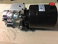 Минигидравлическая станция гидроборта 12 V Hydro - Pack
