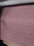 Оббивна однотонна рогожка тканина для меблів SX 48 (16A-move), фото 2