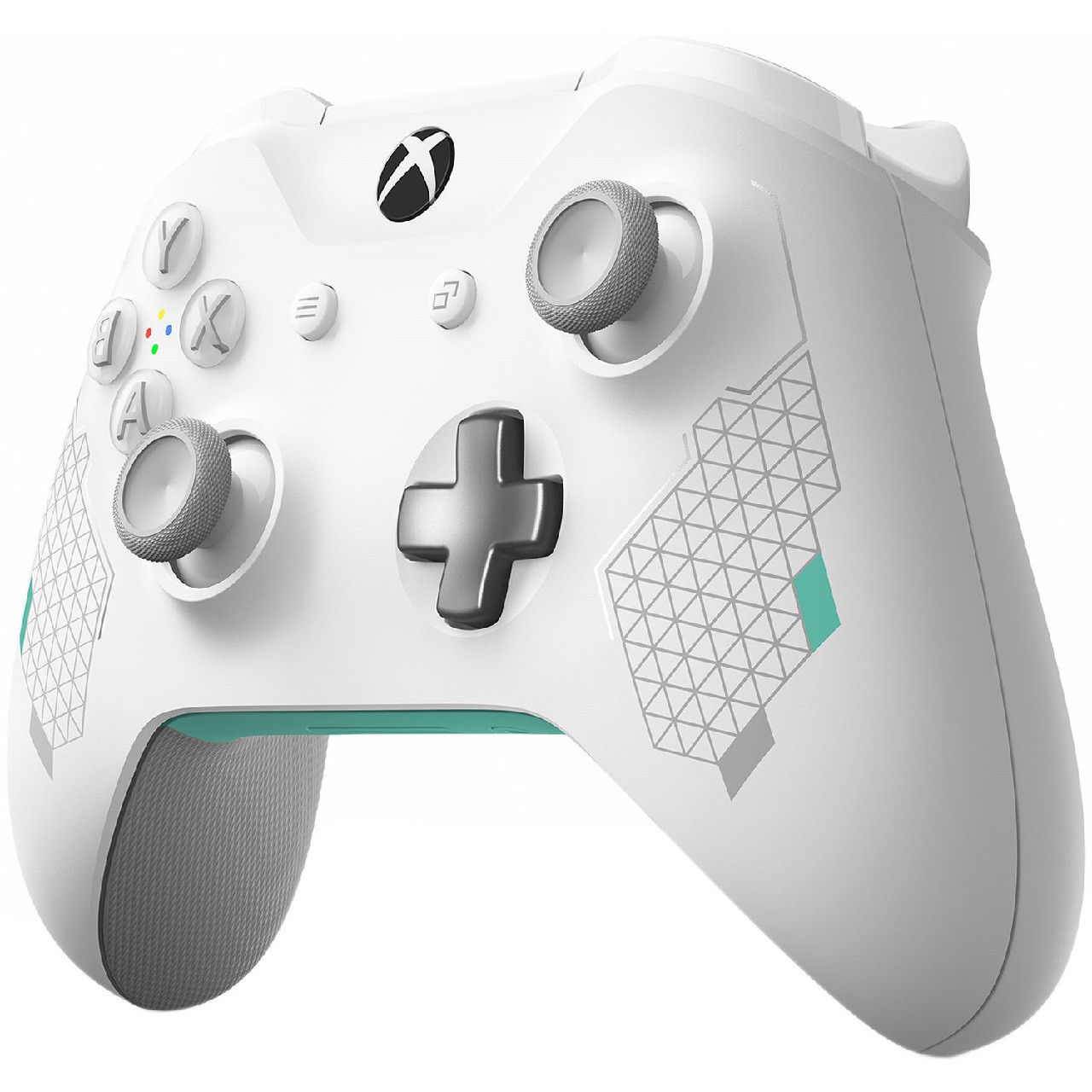 Microsoft Xbox ONE S Wireless Controller Sports White