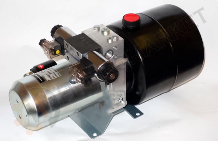 Міні-гідростанція перекидача кабіни MPP-206 GPA