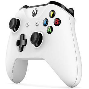 Геймпад (Джойстик) Microsoft Xbox One Wireless Controller White