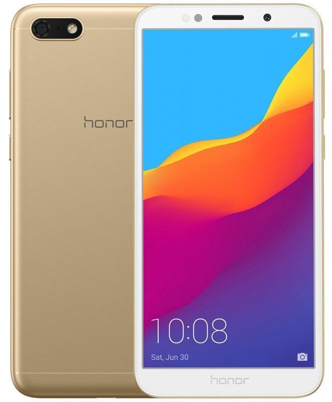 Смартфон Huawei Honor Enjoy 7A 3/32GB Dual Sim Gold_