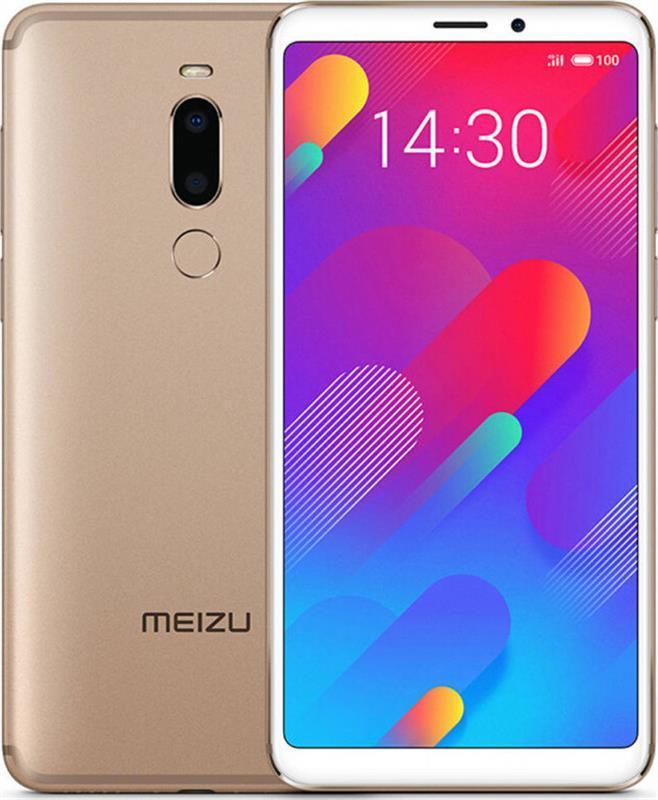 Смартфон Meizu M8 4/64GB Dual Sim EU Gold_