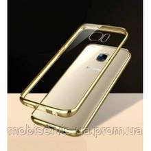 Чохол SAMSUNG S7 gold