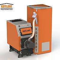 Котел пеллетный твердотопливный KOTLANT КВУ Pellets -50 кВт c горелкой OXI, фото 1