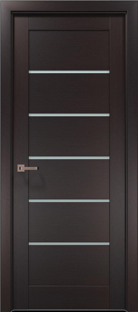 Двери Папа Карло, Полотно+коробка+1 к-кт наличника, Optima, модель Optima-04