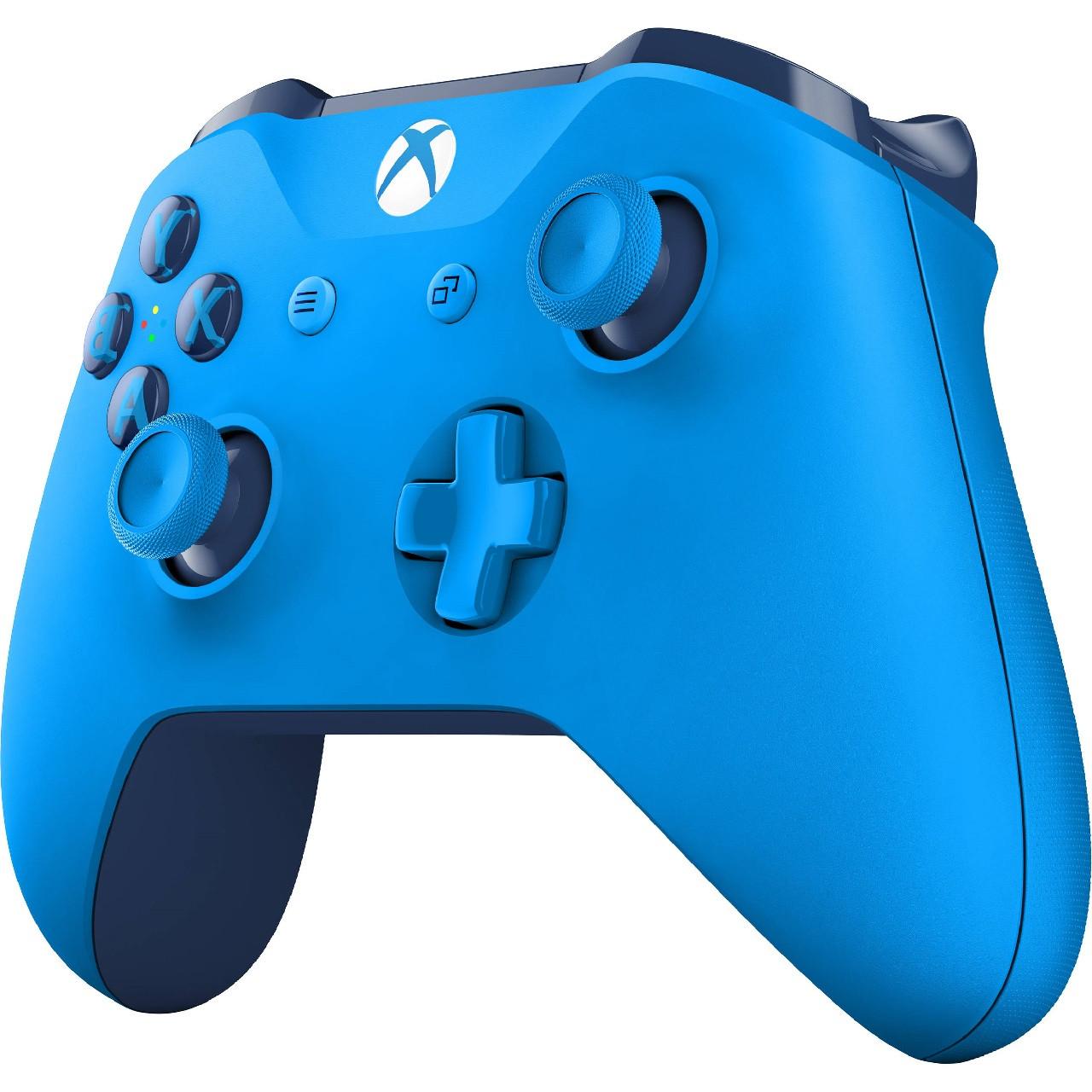 Microsoft Xbox ONE S Wireless Controller Blue