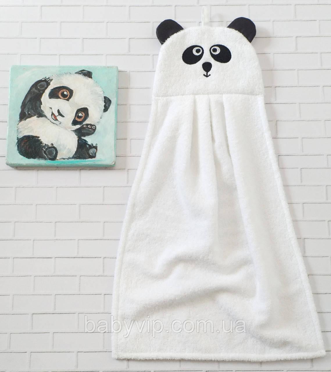 Детское полотенце для рук панда