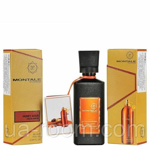 Мини-парфюм 60 мл. Montale Honey aoud