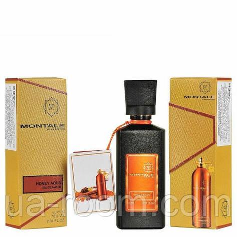 Мини-парфюм 60 мл. Montale Honey aoud, фото 2