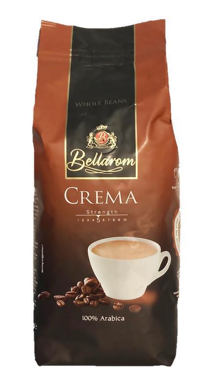 Кофе зерновой. Bellarom Crema 100% ARABICA, 500 гНет в наличии