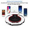 Беспроводная зарядка для iPhone и Android  Wireless Charger Fantasy Black  Original, фото 2
