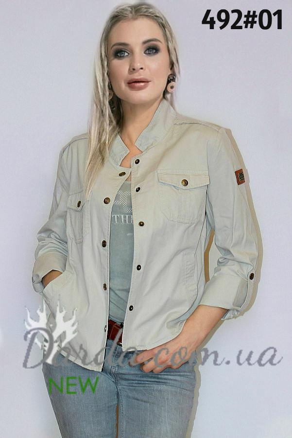 b09baf8d Модный женский пиджак Ylanni 492 купить в Украине