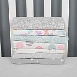 Детские пеленки мягкие, набор из 2-х фланелевых пеленок 80*100см, пеленка фланелевая для новорожденного, фото 2