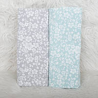 Набор из 2-х фланелевых пеленки 80*100см, для новорожденных хлопковый мягкие красивые