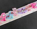 Резиночки для волос бантики с куклами LOL 10 пар/уп., фото 2