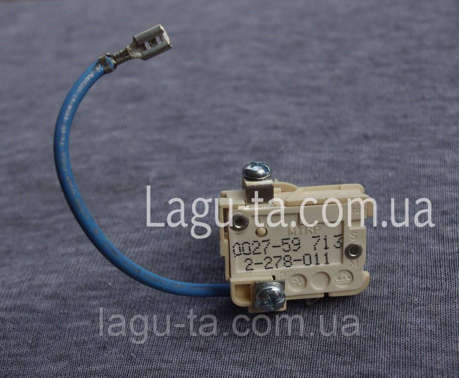 Реле пусковое компрессора Aspera, MTRP 0027-59