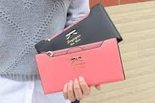 Женские кошельки и портмоне