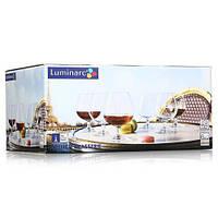✅ Набор бокалов для коньяка Luminarc French Brasserie J0010 (250мл-6шт)