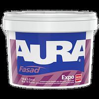 Краска для фасадов и интерьеров Aura Fasad Expo