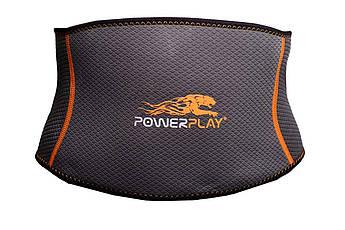 Пояс для підтримки спини PowerPlay 4109 Сірий - 143653