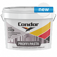 Влагостойкая акриловая шпатлевка Condor Haus Proff Proffi Pasta