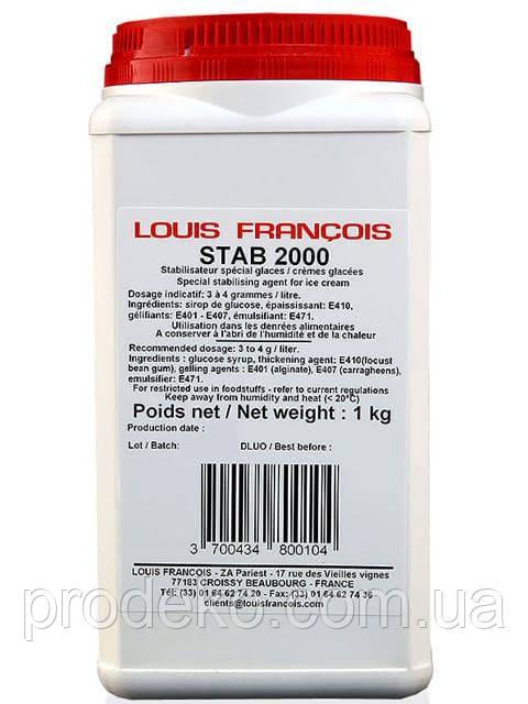 Стабилизатор мороженного Stab 2000 Франция Louis Francois 100 г.