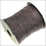 Капроновый (нейлоновый) шнур с люрексом