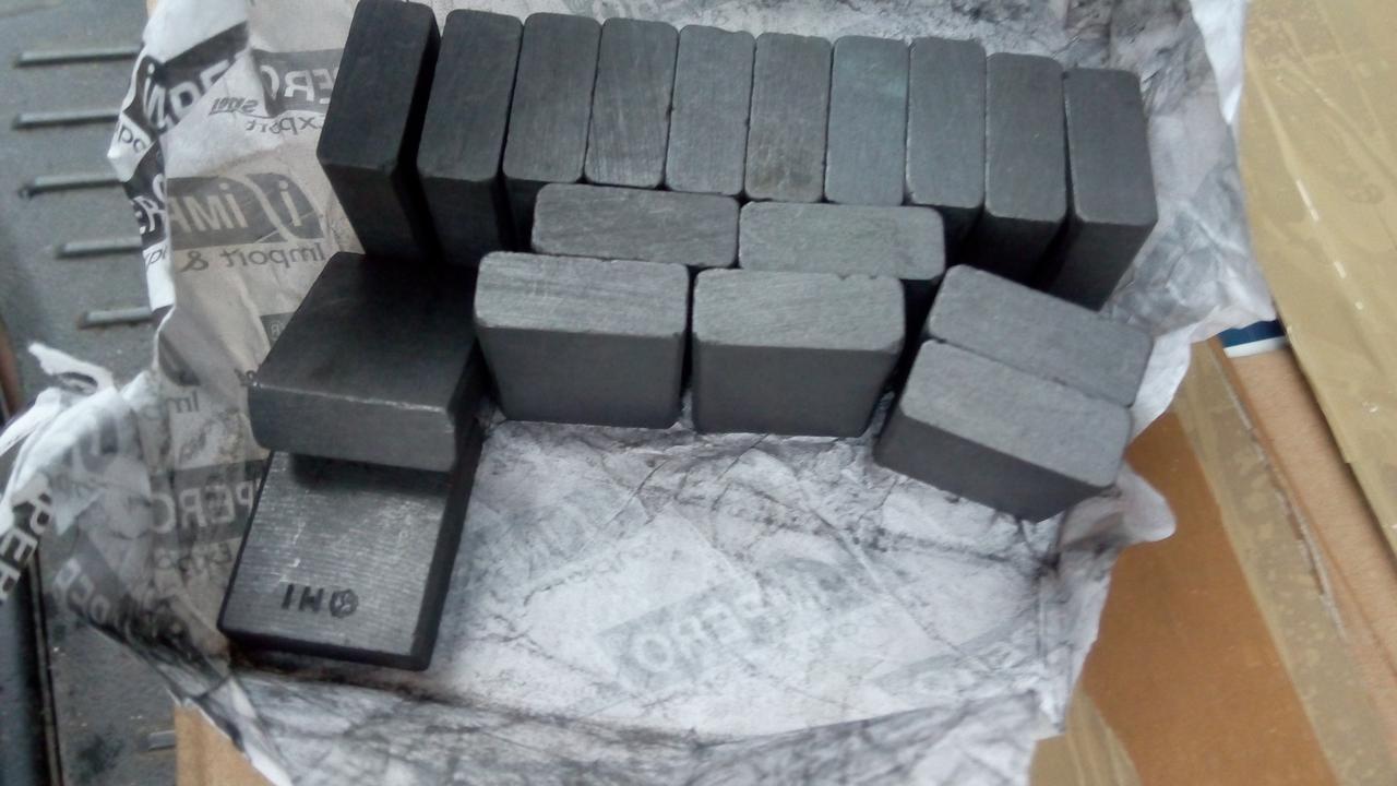 Щетка (Электрощетка) М1 12,5х32х40 к1