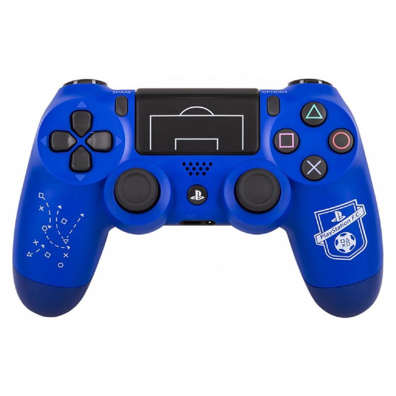 Геймпад (Джойстик) Sony PS4 Dualshock 4 V2 Blue F.C