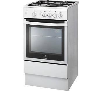 Кухонная плита INDESIT I5GGWU