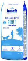 Корм Бош Бридер Ягненок с Рисом Bosch Breeder Line Adult Lamb and rise 20кг